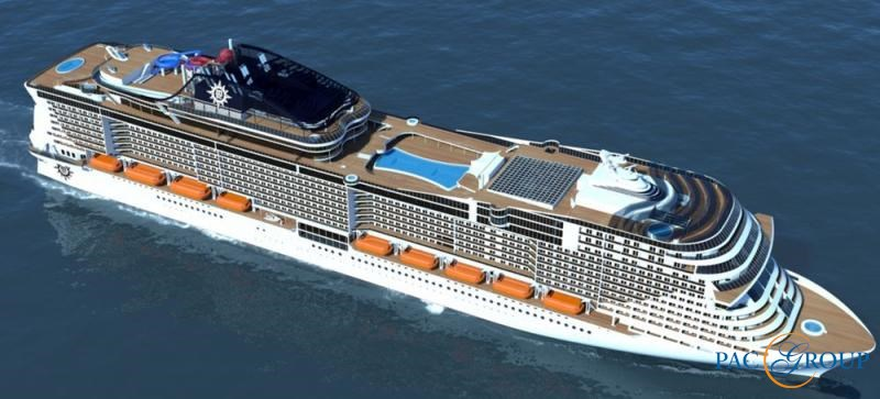 MSC Cruises приглашает на ужин!
