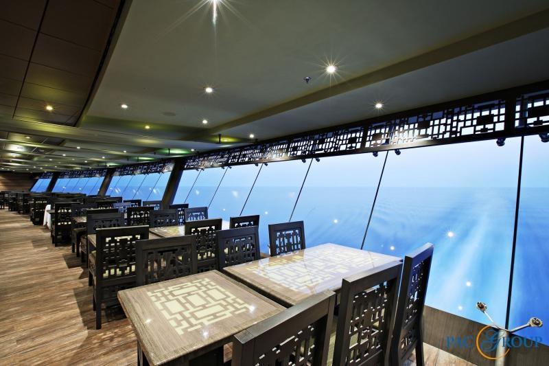 Шип-визиты на круизный лайнер MSC Splendida во Владивостоке