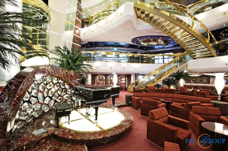 MSC Splendida: самый большой лайнер в истории порта Владивостока