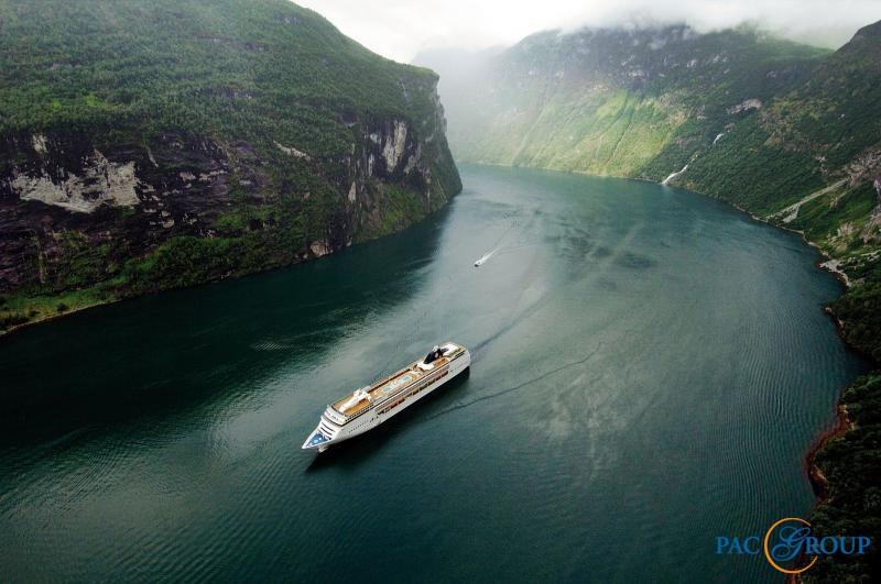 Морские круизы из Санкт-Петербурга от компании MSC Cruises