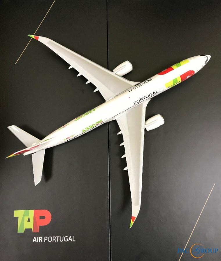 PAC GROUP получил благодарность от авиакомпании TAP Portugal
