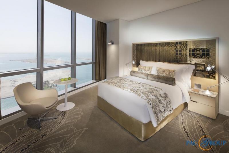 Jumeirah at Etihad Towers: почувствовать себя как дома в самом сердце Абу-Даби