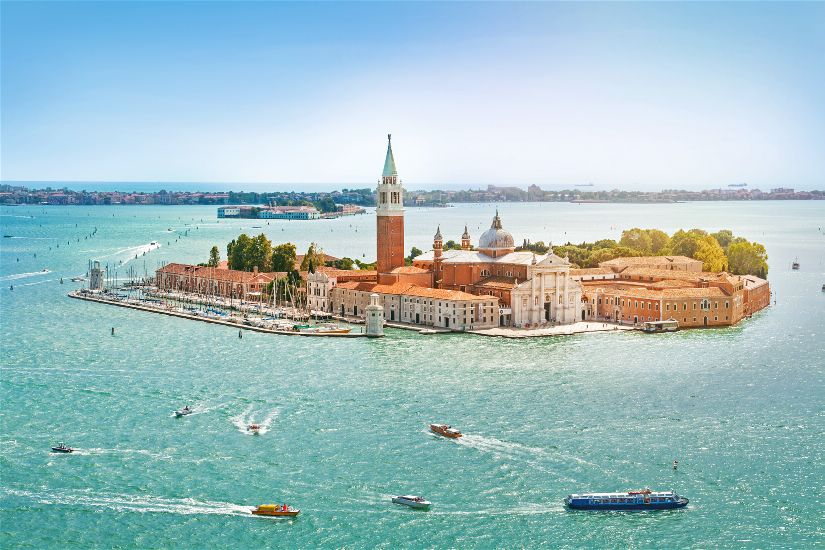 Венеция. Венецианская лагуна