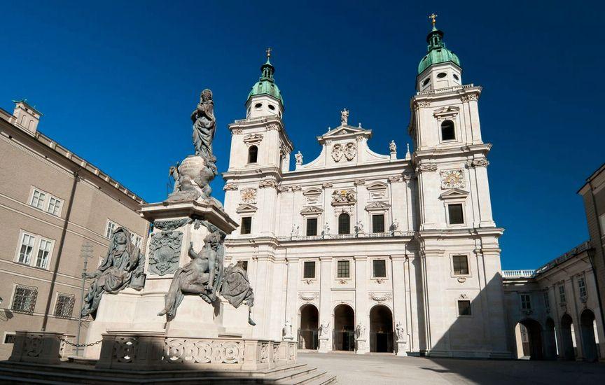 Зальцбург. Кафедральный собор
