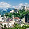 Зальцбург. Крепость Хоэнзальцбург