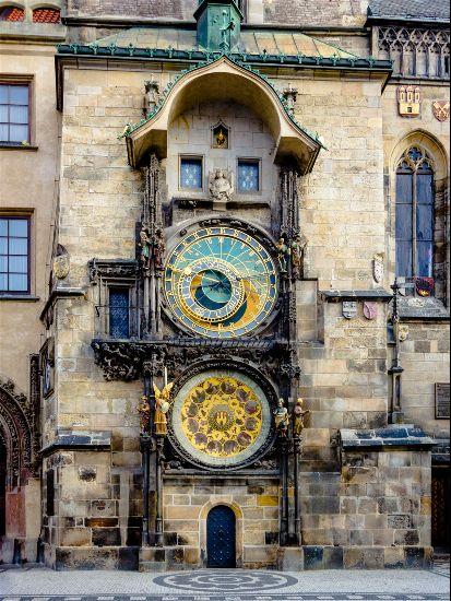 Прага.Староместская ратуша