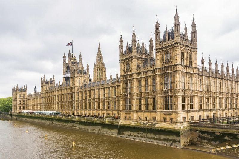 Лондон. Дом Парламента