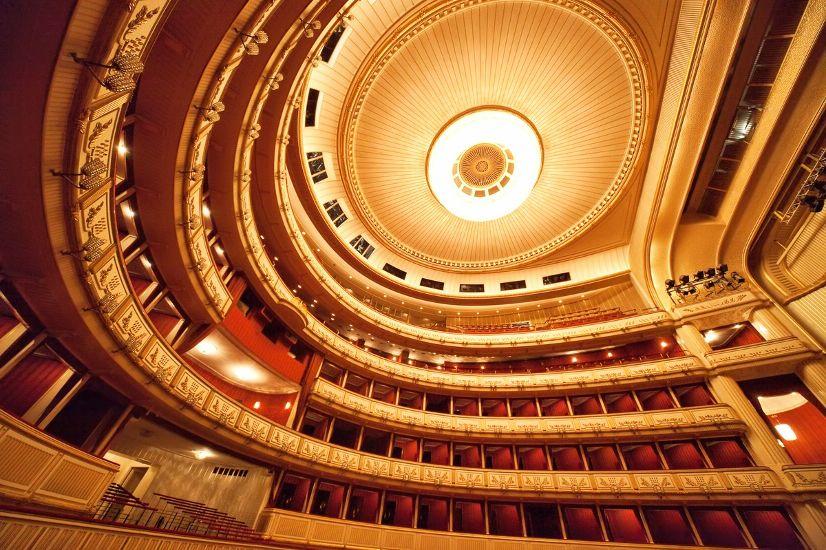 Вена. Венская опера