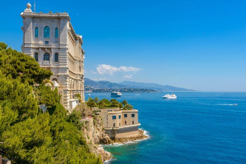 Монако. Океанографический музей