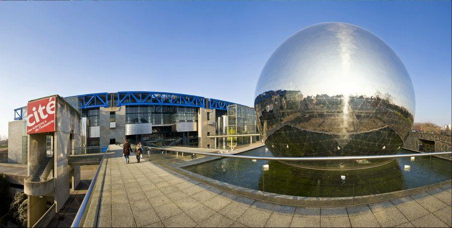 Детский игровой центр Cite des Sciences. Городок науки и индустрии © Olivier Riviere – CMN