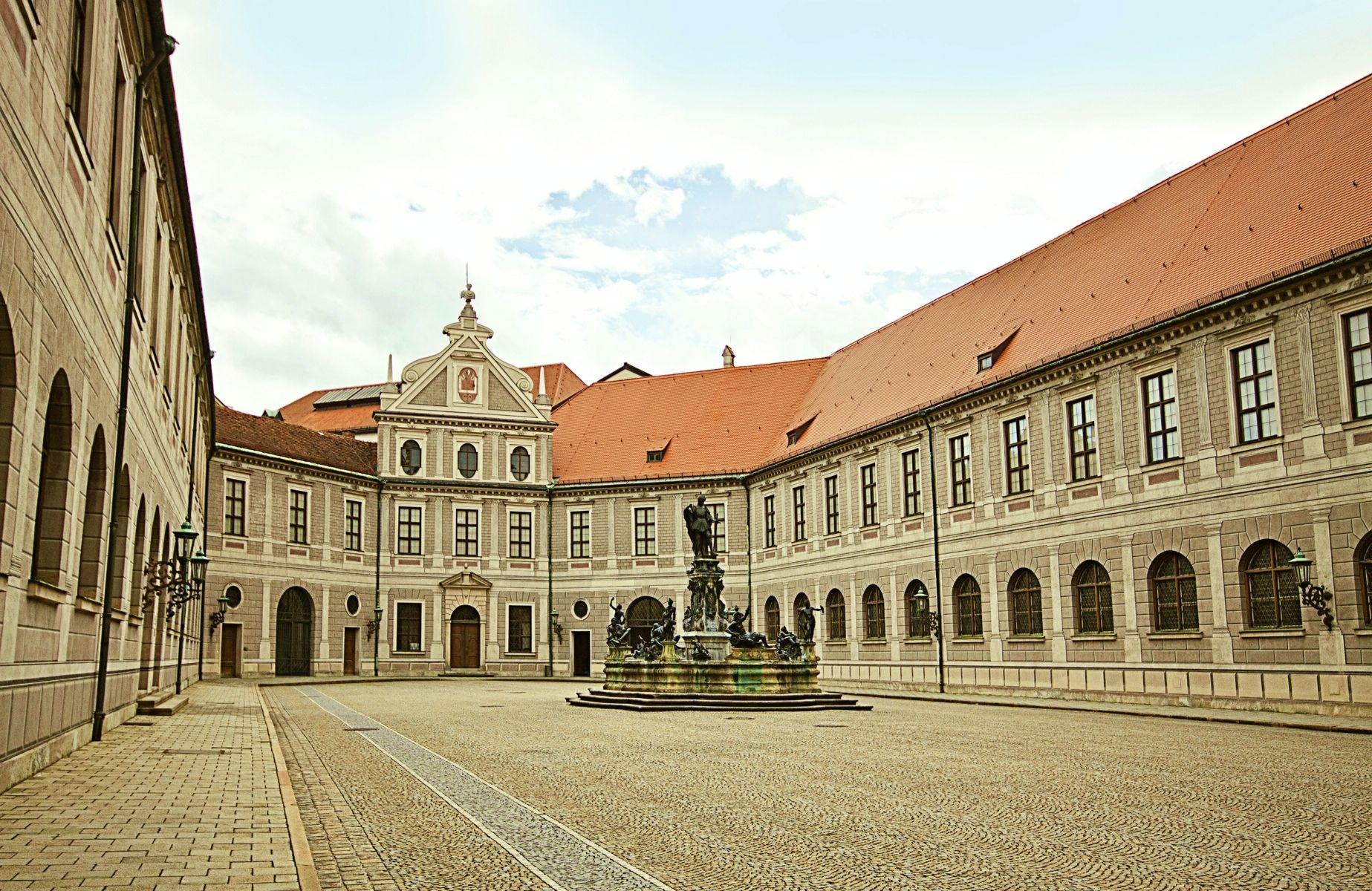 Мюнхен. Мюнхенская резиденция