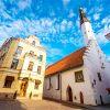 Таллин. Церковь Святого Духа