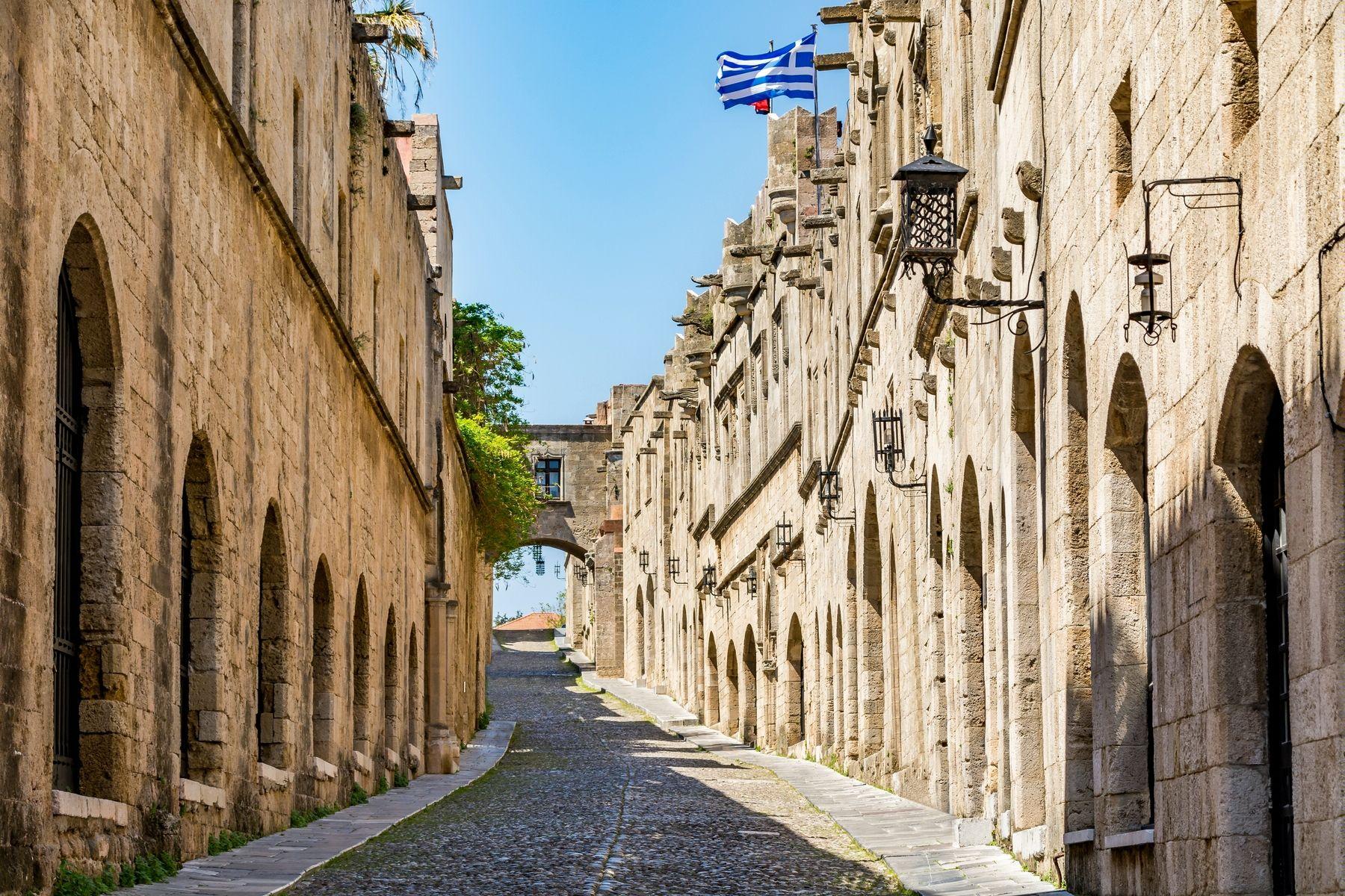 Аренда авто на Родосе: ваше незабываемое греческое приключение