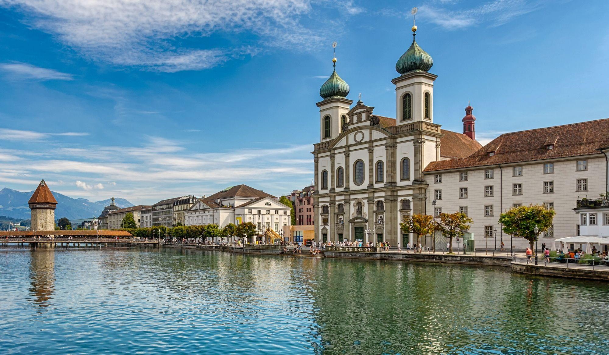 Люцерн Швейцария достопримечательности фото с описанием