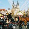 Прага. Прогулка на карете