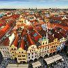 Прага. Вид сверху