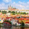Прага. Пражский Град на холме