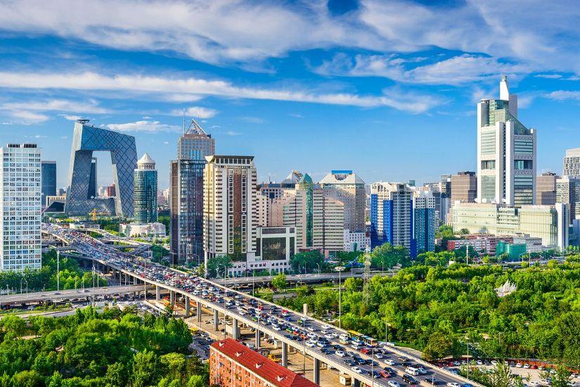 картинка фотография курорта Пекин в Китае