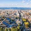 Киото. Панорама