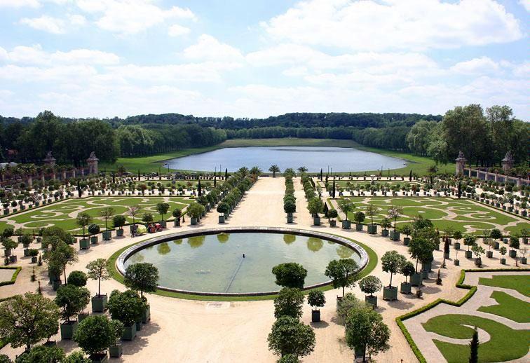 Париж, Версаль