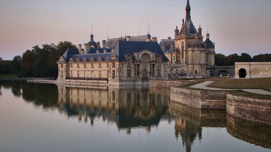 Франция. Шантийи