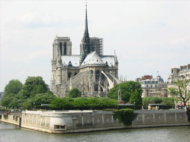 Париж. Сите