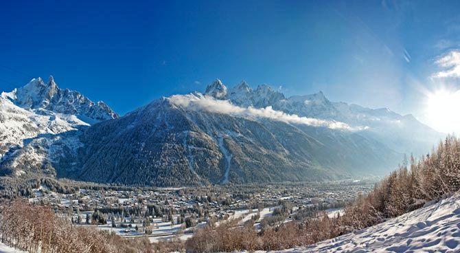 Шамони (Chamonix)