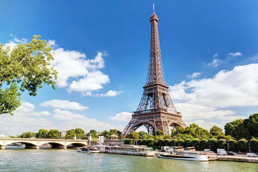 Париж. Округ 7. Эйфелева башня. Округ 7 – Эйфелева башня, Дом Инвалидов