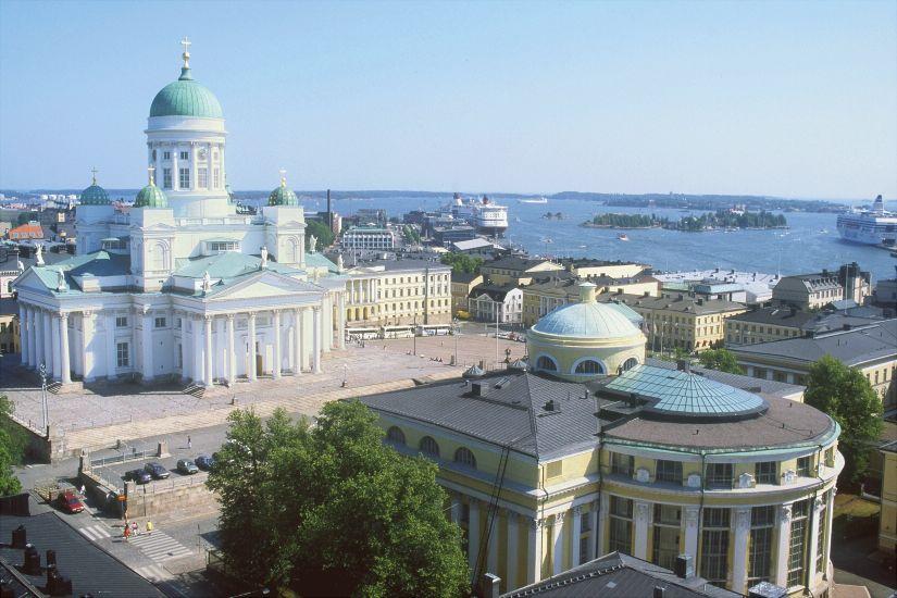 Хельсинки (Helsinki). Кафедральный собор