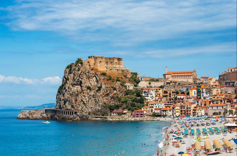 Калабрия. остров Сицилия