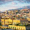 Мессина. остров Сицилия