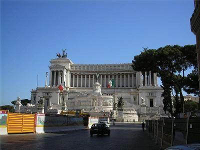 Рим, Витториано