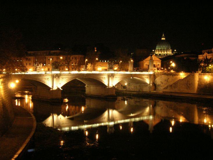 Рим, Мост Виктора Эммануила II