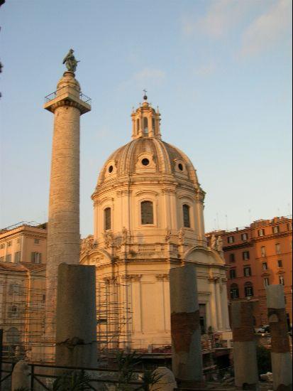 Рим, Церковь Санта Мария ди Лоретто