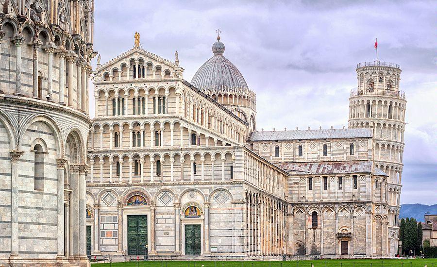 Итальянская классика на Юг (4) - Пиза