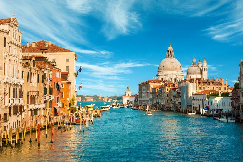 Венеция. Гранд Канал