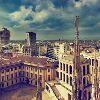 Милан. Панорама