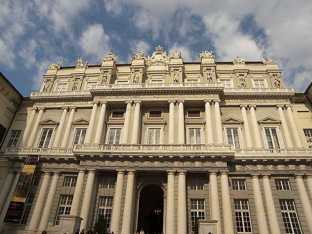 Генуя, Дворец Дукале