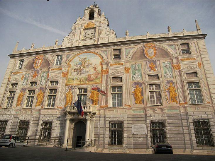 Генуя, Дворец Сан-Джорджо