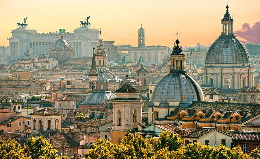 Прогулка по Италии_Рим