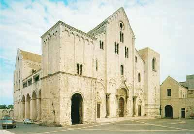 Бари, собор Св. Николая