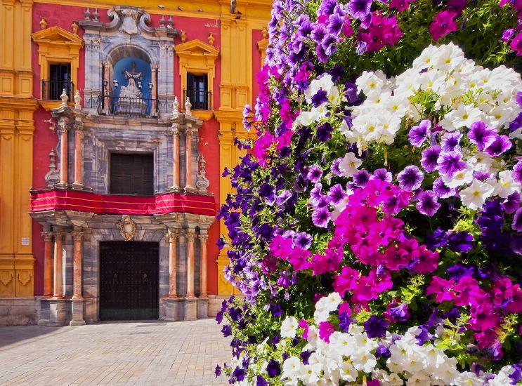 Краски Андалусии