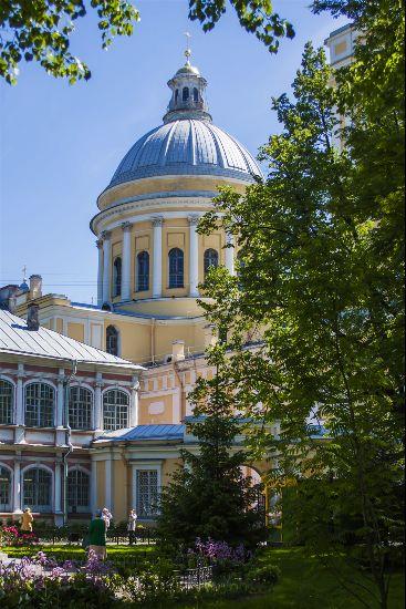 Санкт-Петербург, Александро-Невская лавра