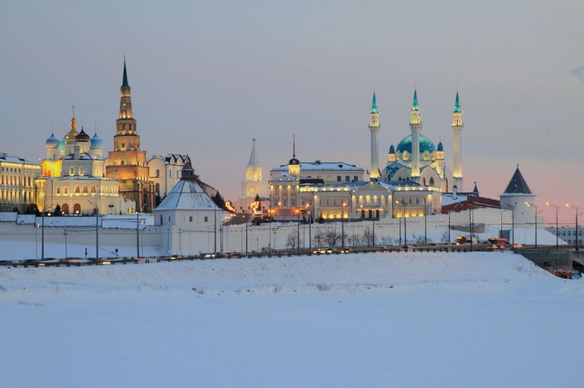 Автобусный тур в Казань с посещением Океанариума с выездом из Саратова