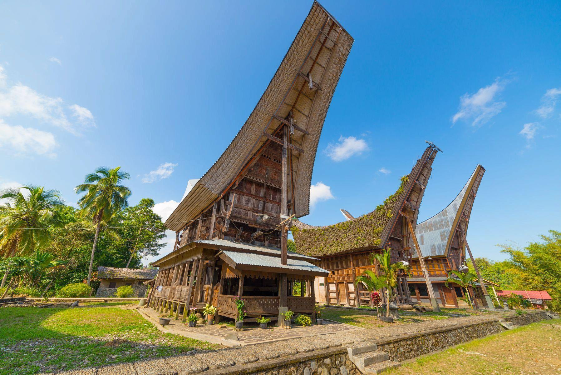 картинка фотография курорта Сулавеси, остров в Индонезии