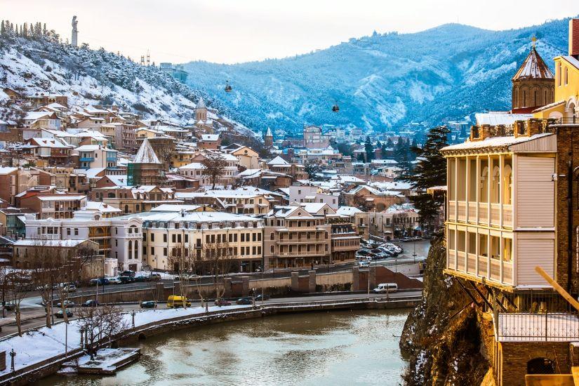 погода в грузии сейчас тбилиси состав термобелья для