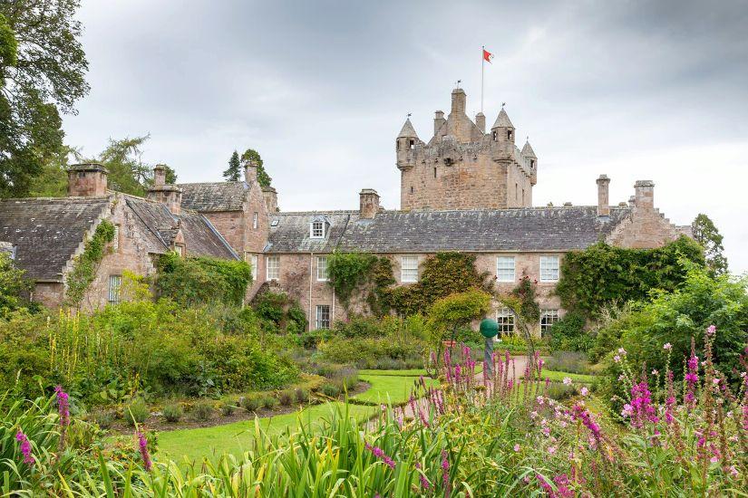 Шотландия. Замок Кодор
