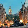 Лондон. Трафальгарская площадь