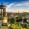 Эдинбург. Панорама