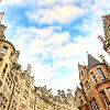 Эдинбург. Исторические постройки